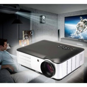 Led Projektor RD806A Home Cinema