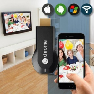 Chromecast Media Player