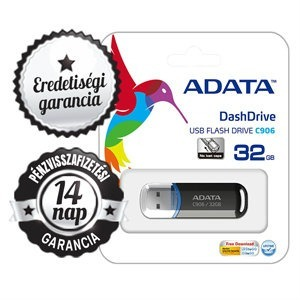 32GB ADATA C906 USB 2.0 FLASH/pendrive