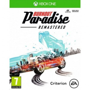 Xone burnout paradise remastered