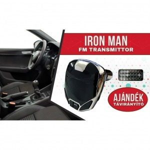 Iron Man Fm transmitter