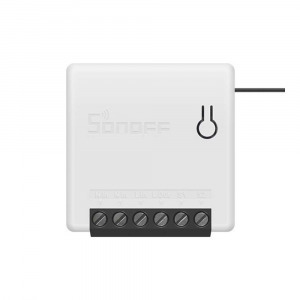 Mini WiFi-s kapcsoló, egycsatornás / Wireless Smart Switch