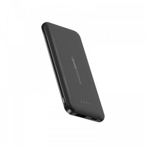USAMS - POWER BANK 5000MAH fekete