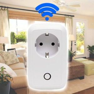 Wifi Smart Power Plug fali csatlakozó