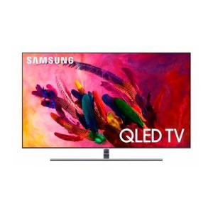 "Smart TV Samsung QE55Q7FN 55"" Ultra HD 4K HDR10+ WIFI Fekete"