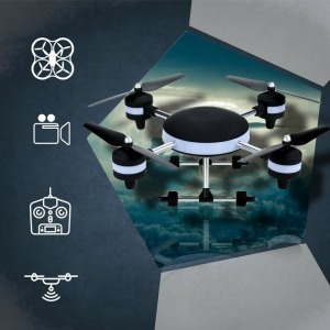 U-Fly W606 quadrocopter