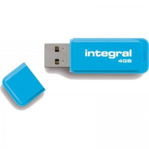 Integral Neon Pendrive