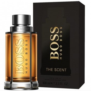 HUGO BOSS BOSS The Scent EDT 50ml férfi parfüm