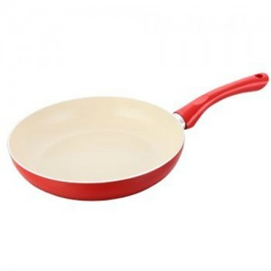 Perfect home kerámia bevonatos wok 30cm