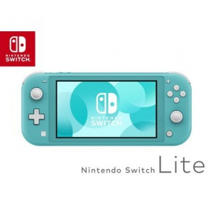 Nintendo Switch Lite Türkiz