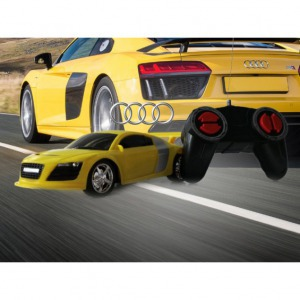 Real Racer Audi R8