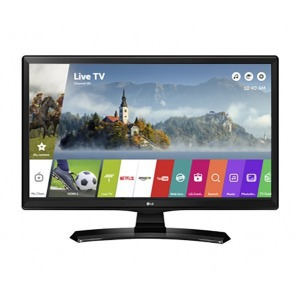 "Smart TV LG 28MT49SPZ 28"" HD Ready IPS LED USB x 1 HDMI x 1 Wifi Fekete"