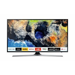 "Smart TV Samsung UE55MU6105 55"" Ultra HD 4K LED USB x 2 HDR Wifi Fekete"
