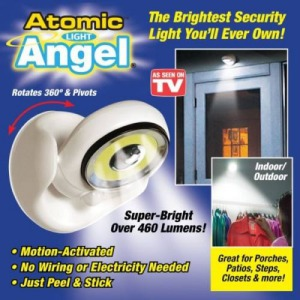 2 DB  Atomic Light Angel  COB LEDDEL