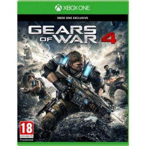 Xone gears of war 4