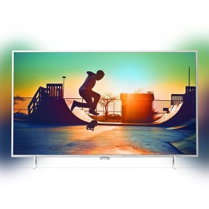 "Smart TV Philips 32PFS6402/12 32"" Full HD LED Ultra Slim Ezüst színű"
