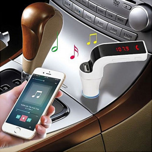 Allstar Wireless Bluetooth FM Transmitter USB -vel