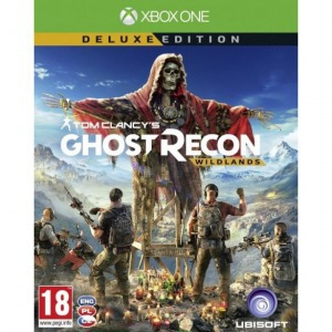 Xone tom clancy's ghost recon: wildlands deluxe edition