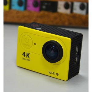 Eken H9 4K Ultra HD sportkamera 1080p, 12MP WIFI, 2 LCD