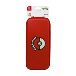 Nintendo Switch keménytok - pokéball edition
