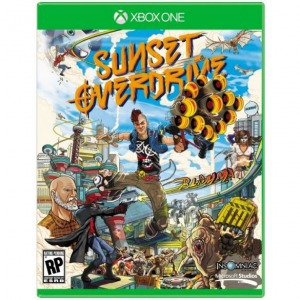 Xone sunset overdrive