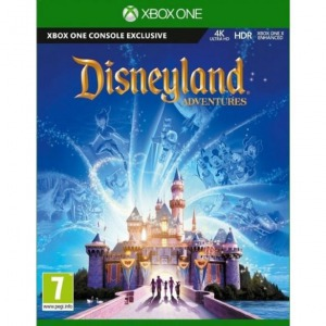 Xbox one disney adventures definitive edition