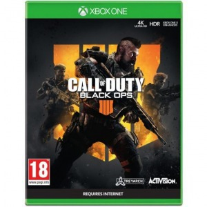XBOX ONE Call of Duty: Black Ops IV