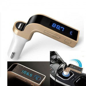 G7 Bluetooth FM transmitter