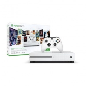 Xbox one s 500gb + 3 hónap xbox game pass + 3 hónap live