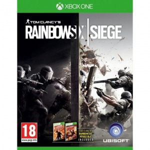 Xbox one tom clancy's rainbow six: siege