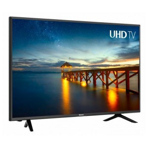 "Smart TV Hisense 65N5300 65"" Ultra HD 4K Fekete"