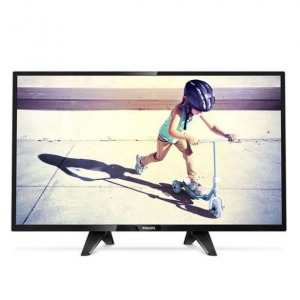 Philips Full HD LED Ultra Slim Fekete TV 49PFT4132/12 49""
