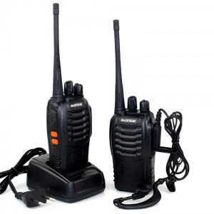 Baofeng Walkie Talkie szett, 2 db-os