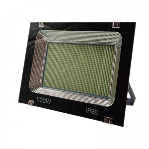 Flood Light LED reflektor 600W, 27000 lumen, IP65
