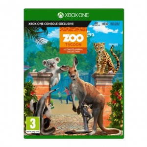 XBOX ONE Zoo Tycoon Definitive Edition