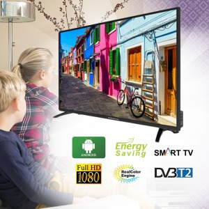 "Herenthal 50"" Full HD Smart TV - 127 cm X50ST18191001"
