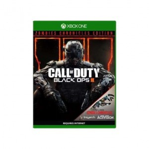 XBOX ONE Call of Duty Black Ops III Zombies Chronicles